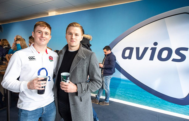 British Airways, Six Nations Rugby